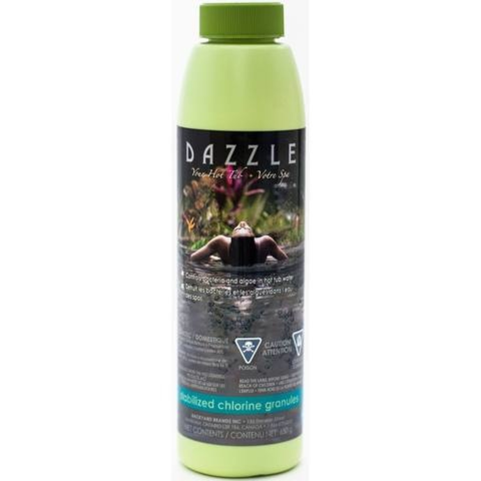 Dazzle Stabilized Chlorine Granules (650 g)