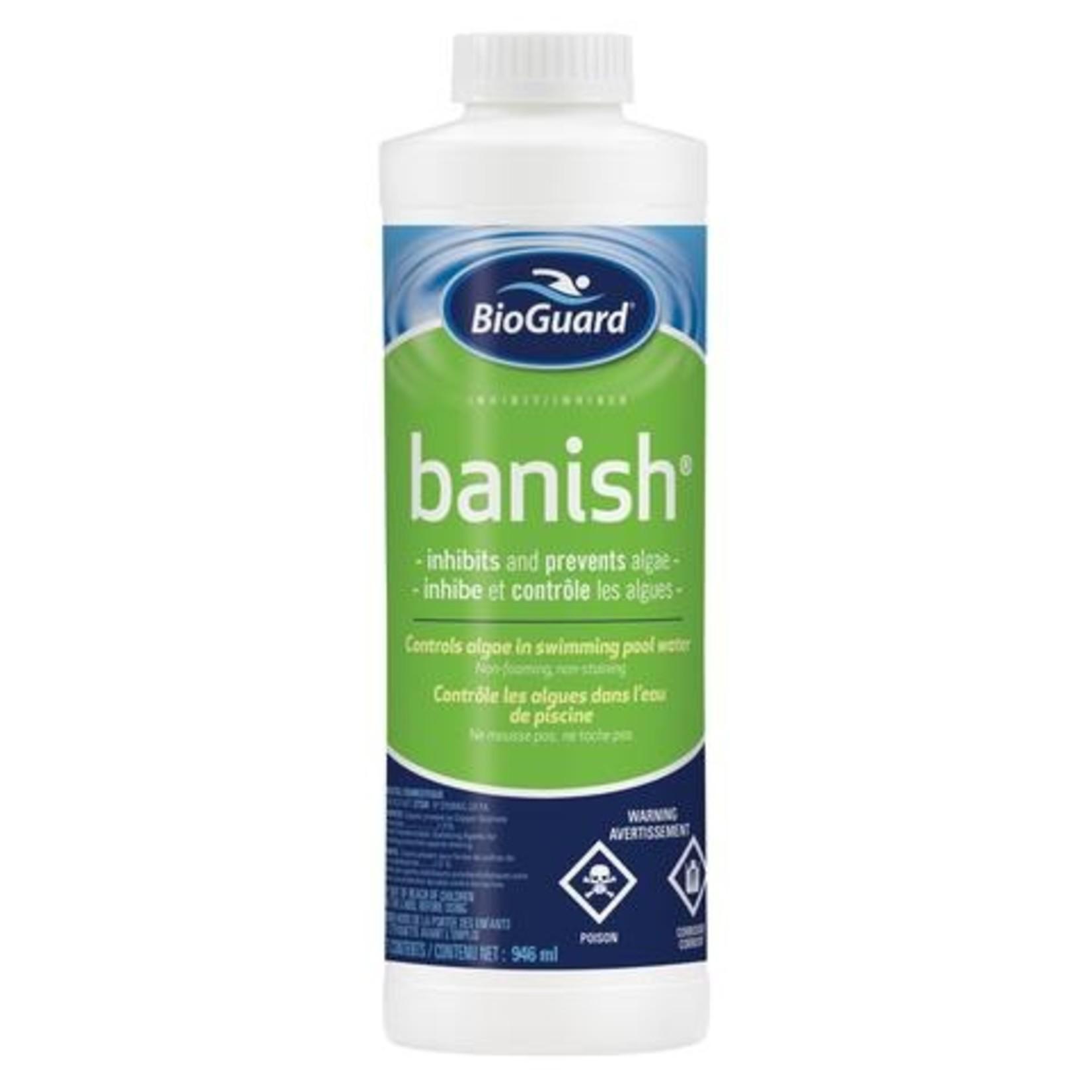 BioGuard Banish® (946 mL)