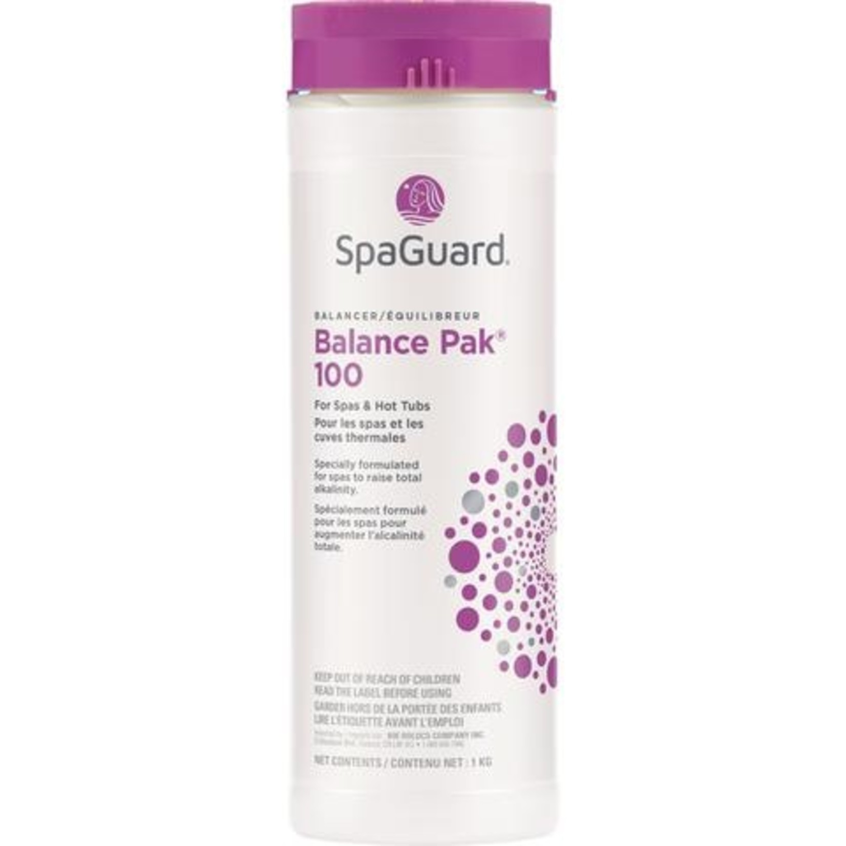 SpaGuard Balance Pak® 100 (1 kg)