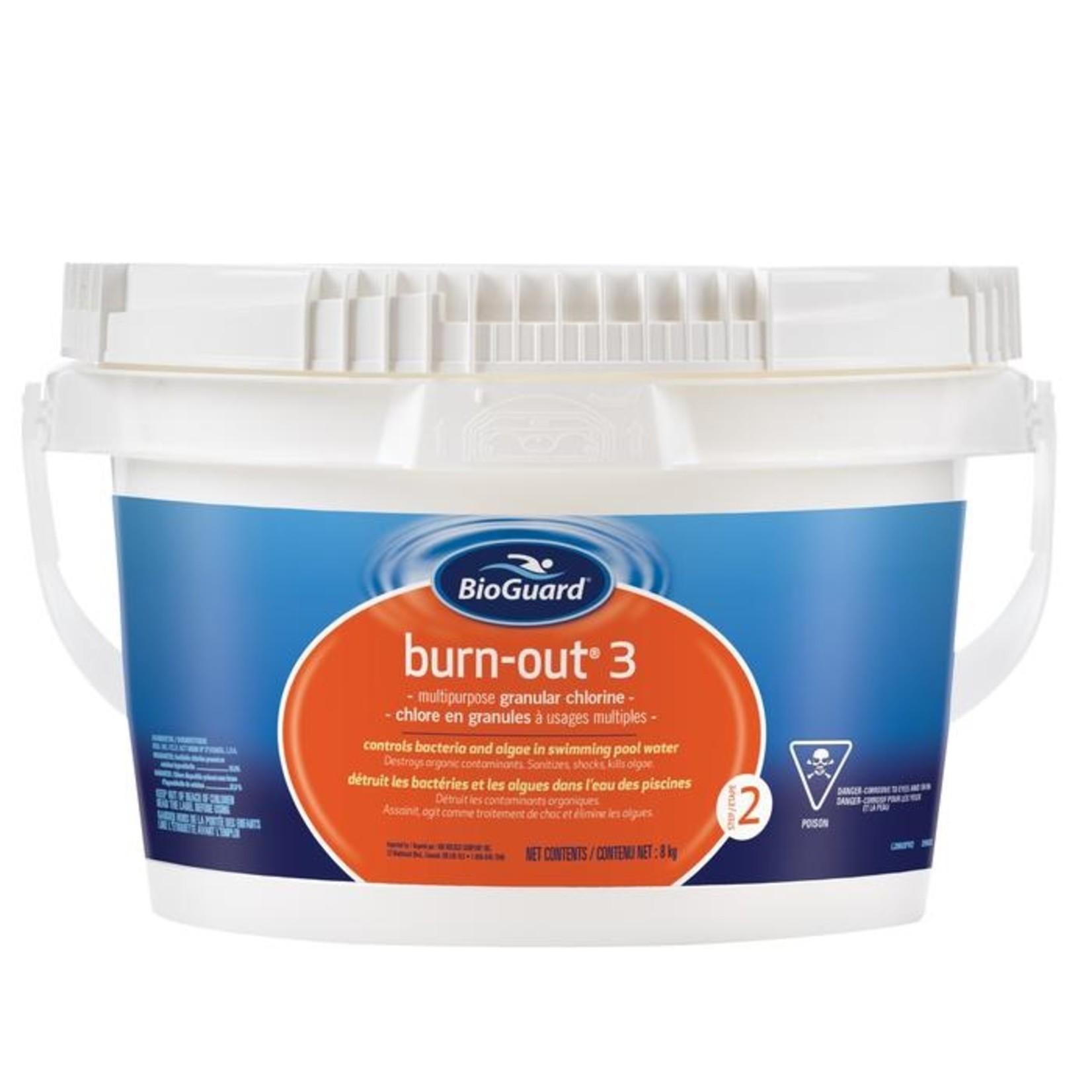 BioGuard Burn-Out® 3 (8 kg)