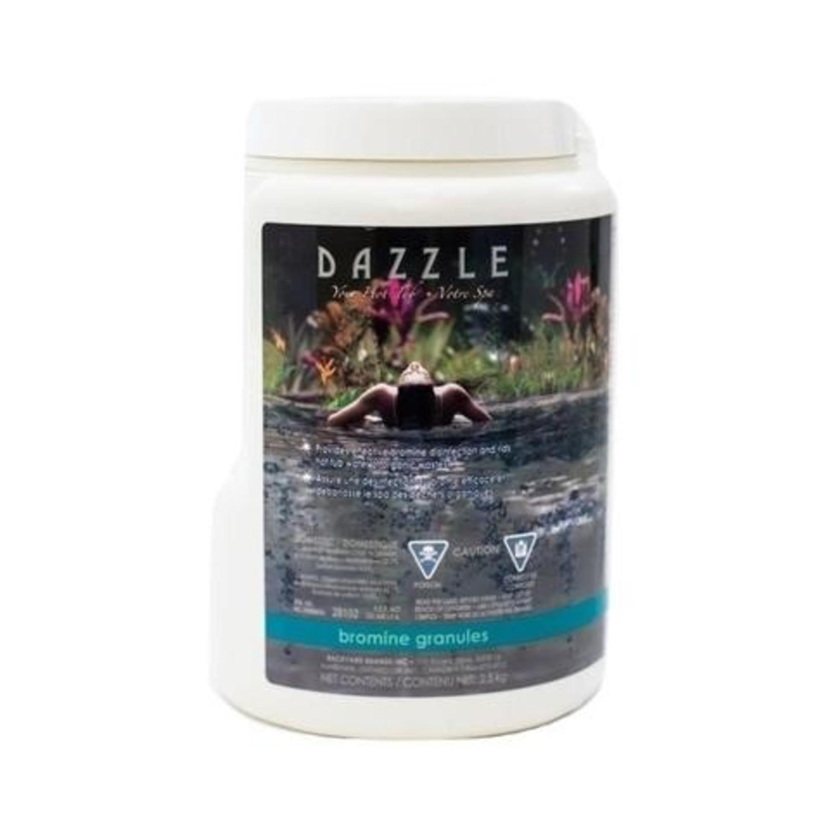 Dazzle Bromine Granules (2.5 kg)