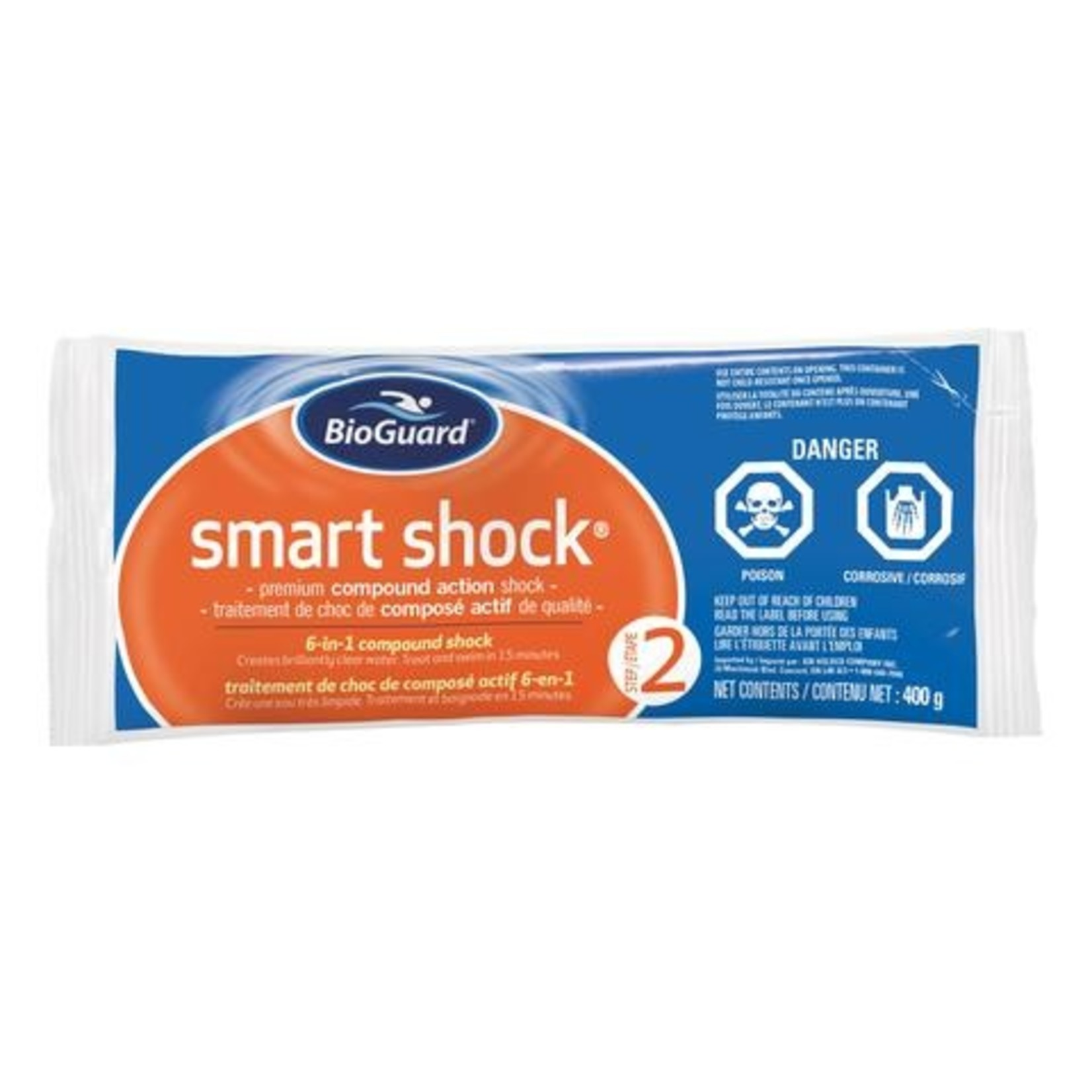 BioGuard Smart Shock® Single Bag