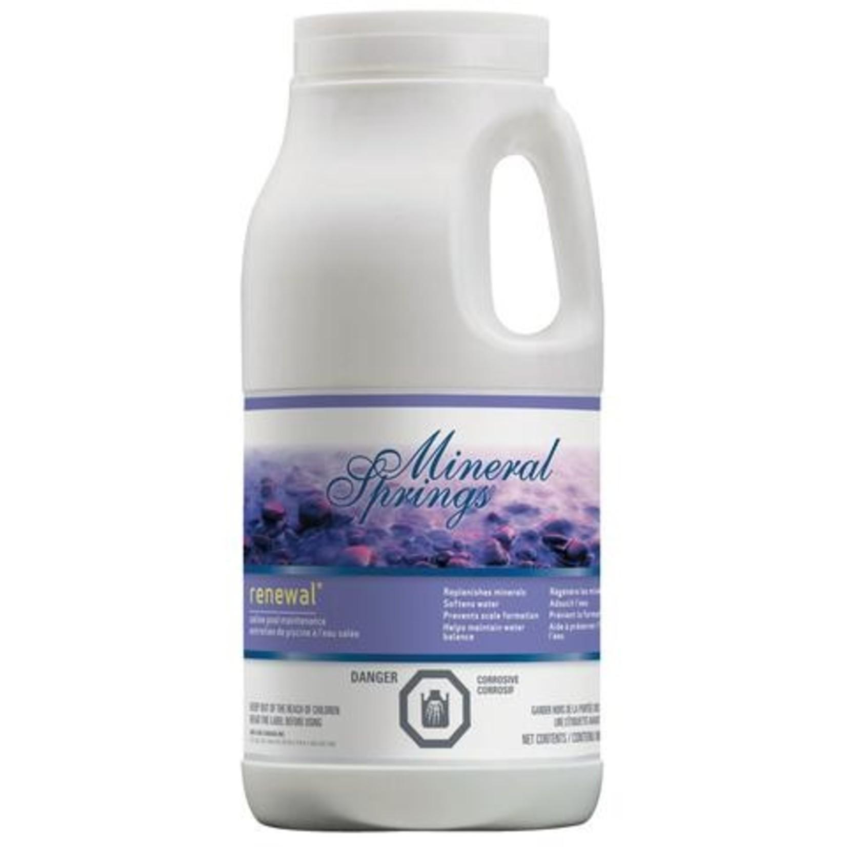 BioGuard Mineral Springs® Renewal®