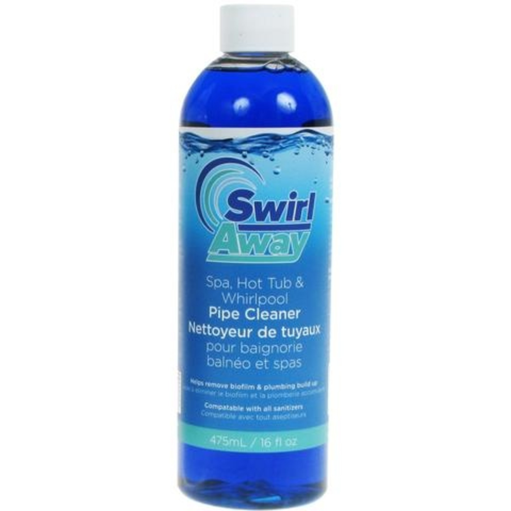 SpaGuard Swirl Away® Pipe Cleaner (475 mL)