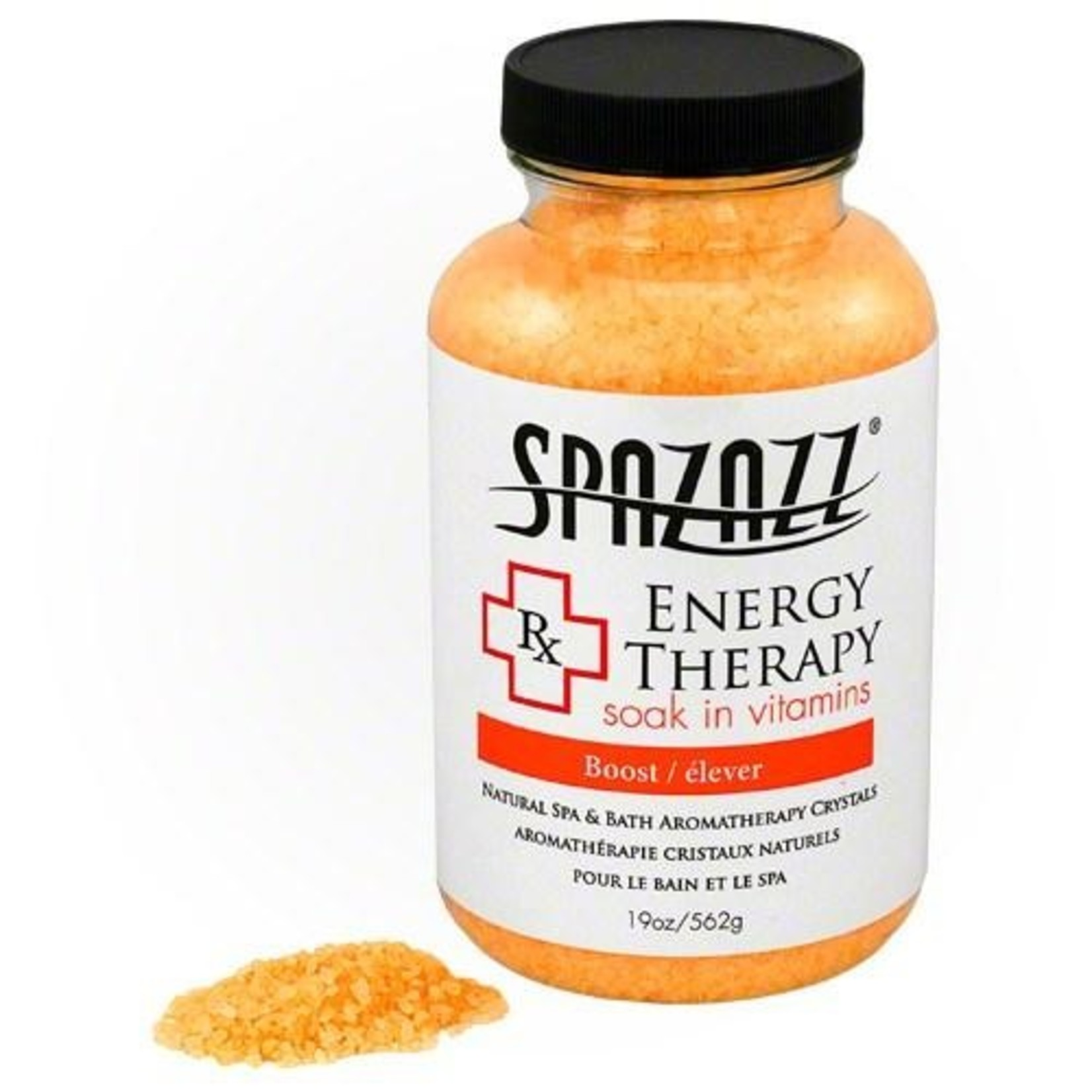 Spazazz Rx Therapy Crystals - Energy Therapy (562 g)