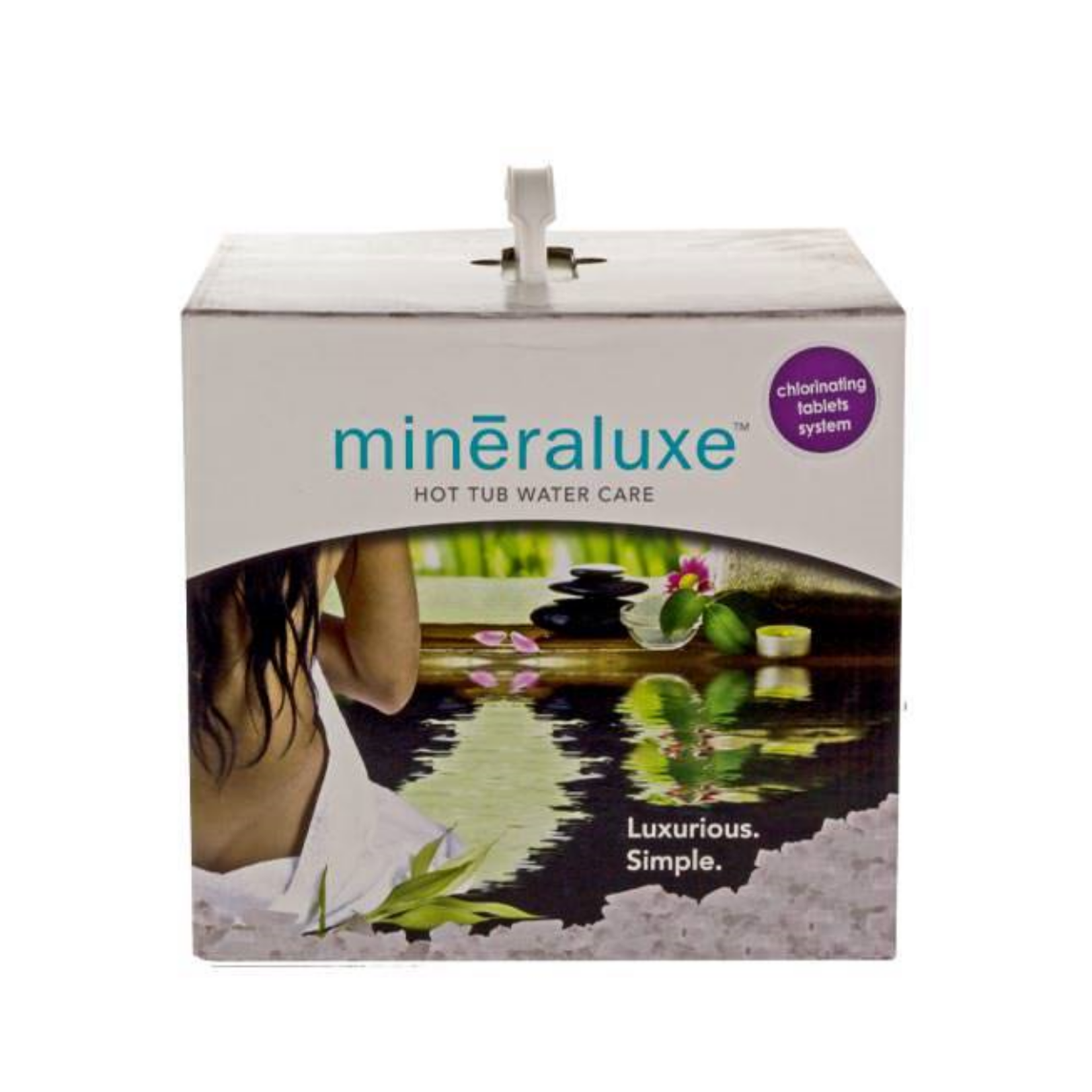 Mineraluxe Chlorine System - 3 Month Kit