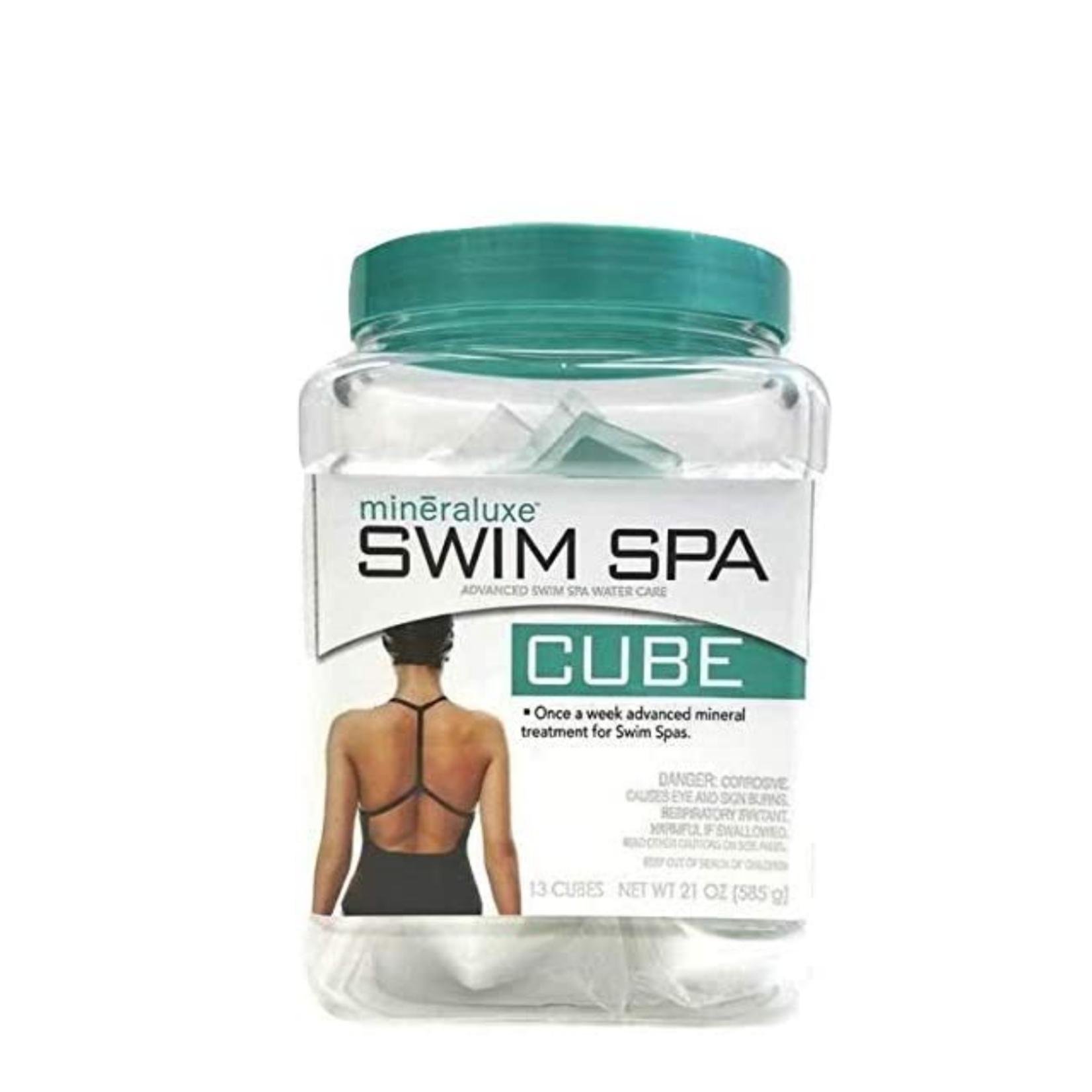 Mineraluxe Swim Spa Cube (13 cubes)