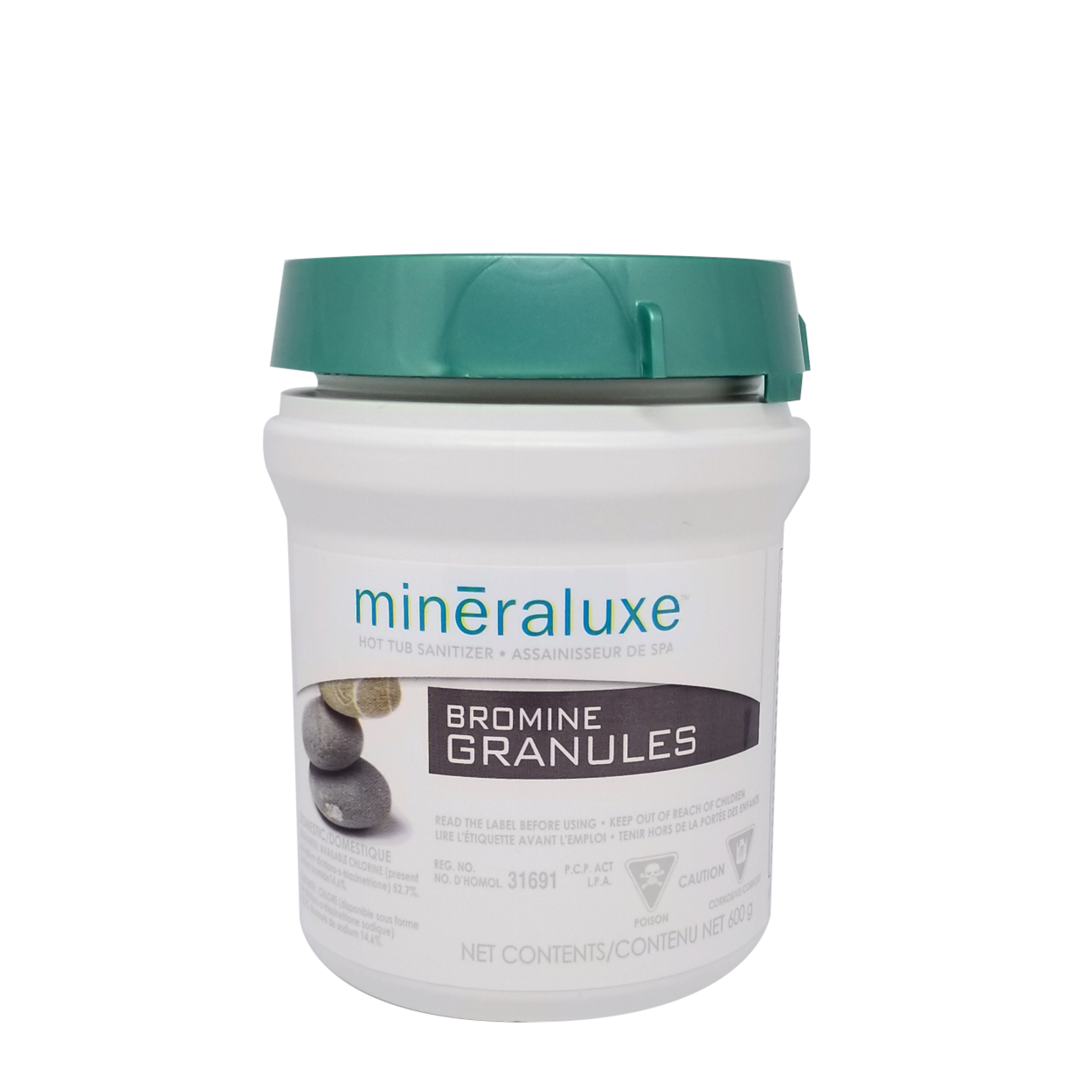 Mineraluxe Bromine Granules (600 g)