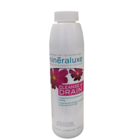 Mineraluxe Cleanse & Drain (750 mL)