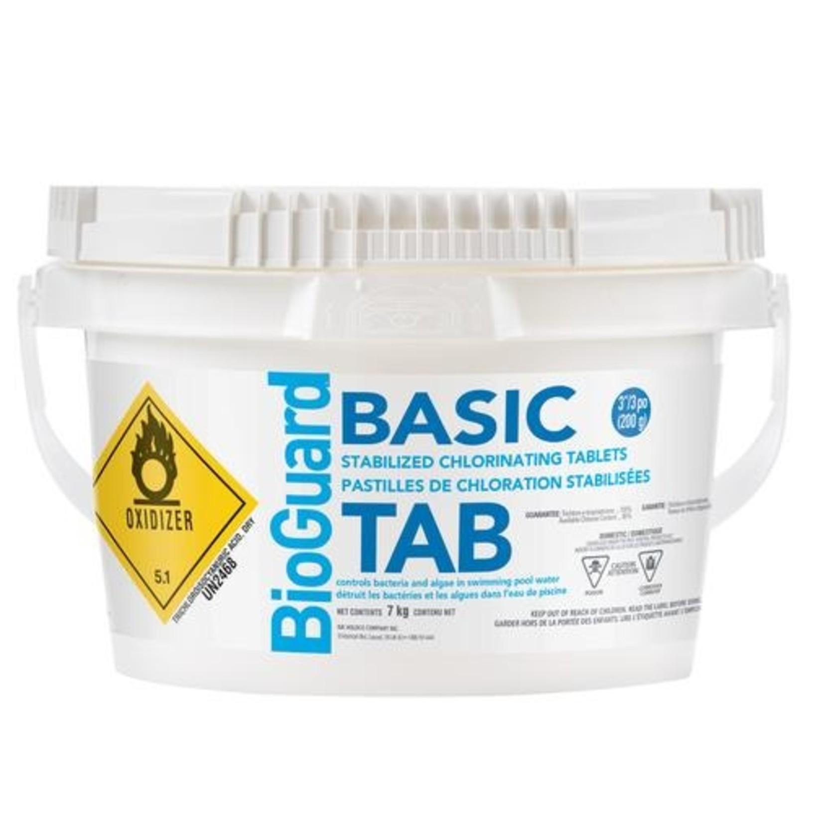 """BioGuard Basic 3"""" Tablets (7 kg)"""