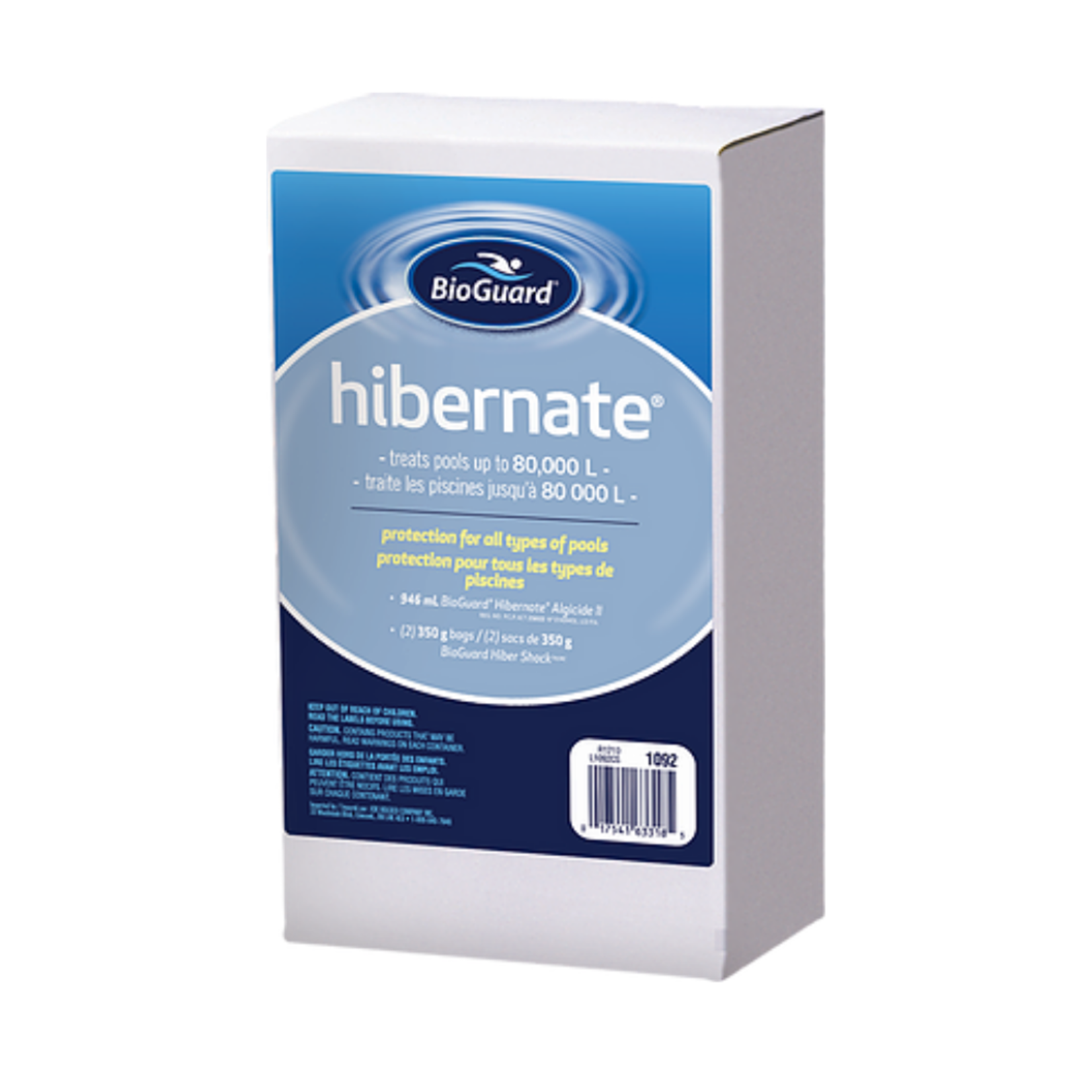 BioGuard Hibernate® Closing Kit - 80