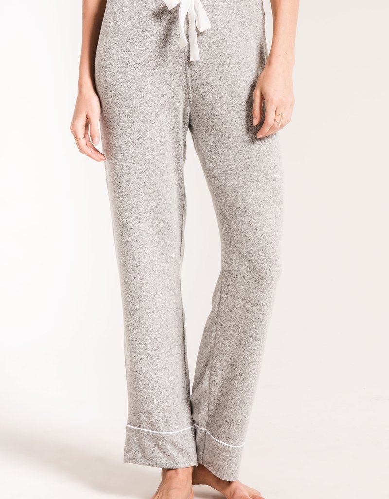 Z Supply Heather Grey Pajama Pant