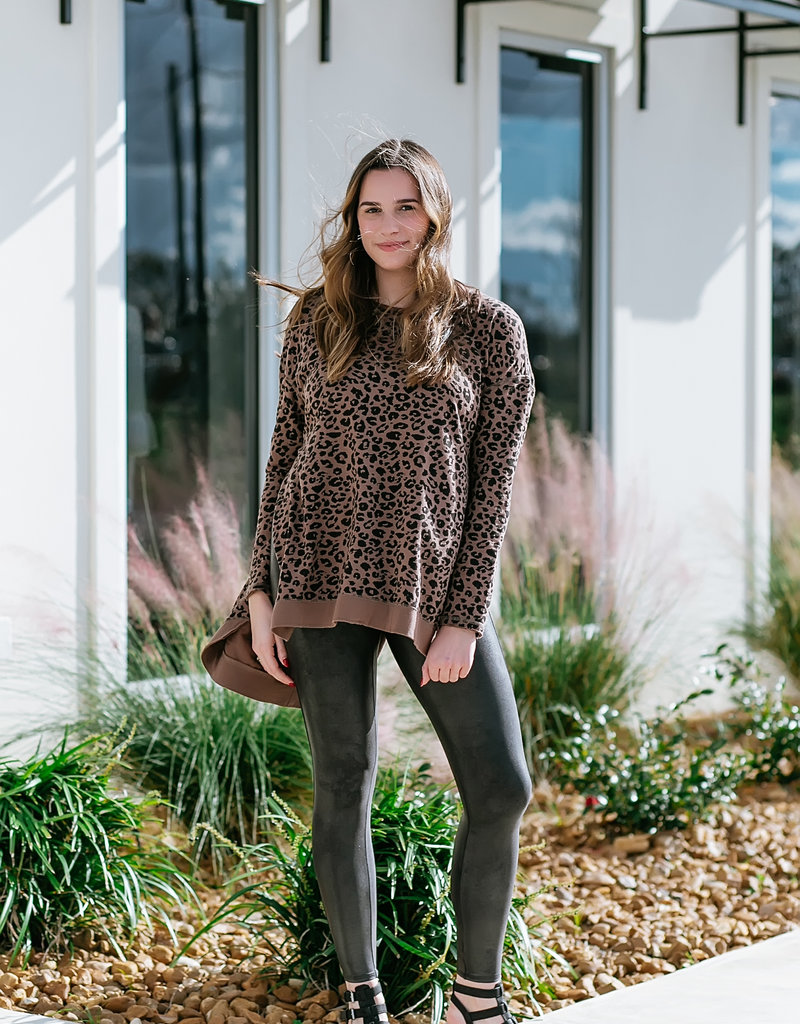 Z Supply The Leopard Weekender
