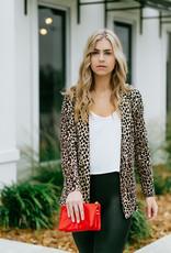 Dex Leopard Blazer