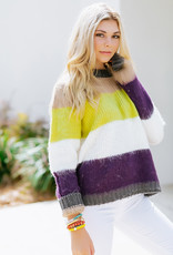 RD USA International Sunny Lime ColorBlock