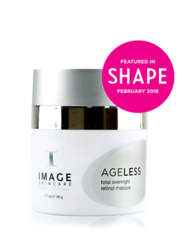 Ageless total overnight retinol masque