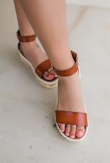 MIA Deandra Cognac Sandal