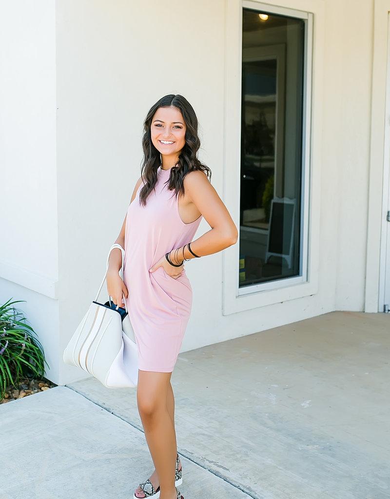 HYFVE Desert Rose Knit Dress