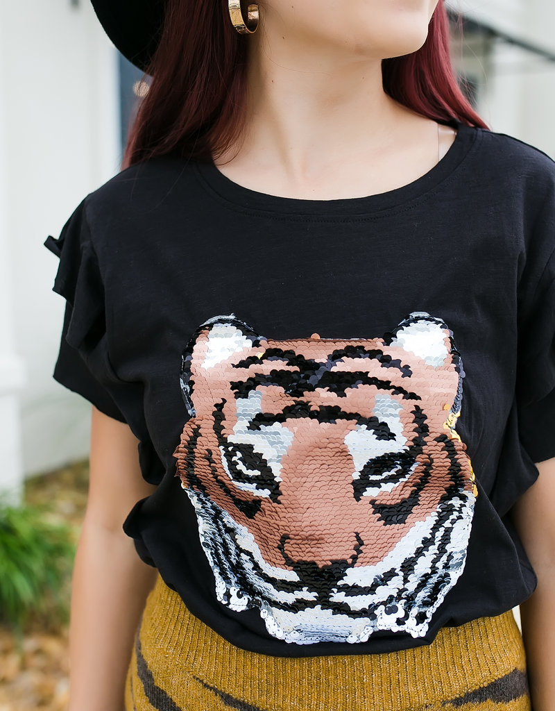 Judith March Go Tigers Perfect Tee