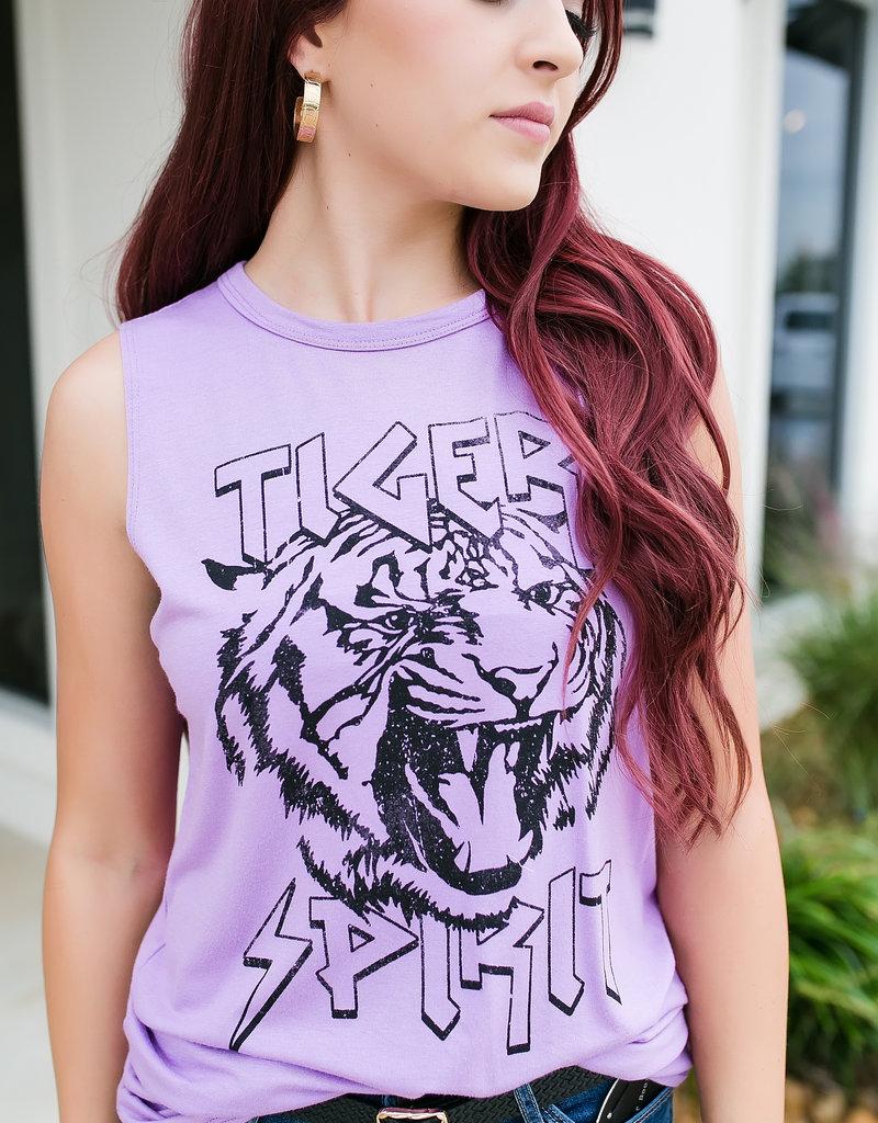 Tiger Spirit Muscle Tank