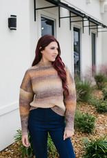 RD USA International Toffee & Cream Sweater