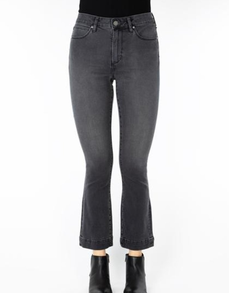 Articles of Society London Flare Crop Jeans.
