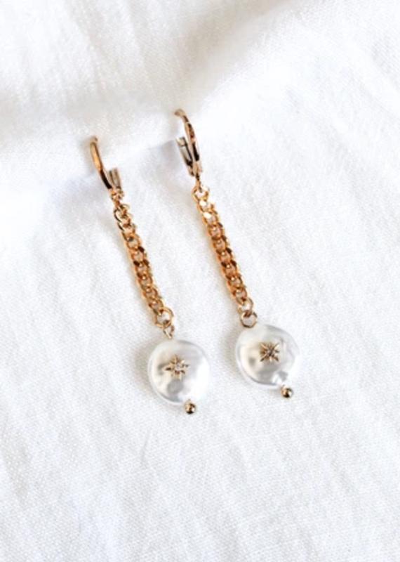 Kinsey Designs Harper Drop Earrings