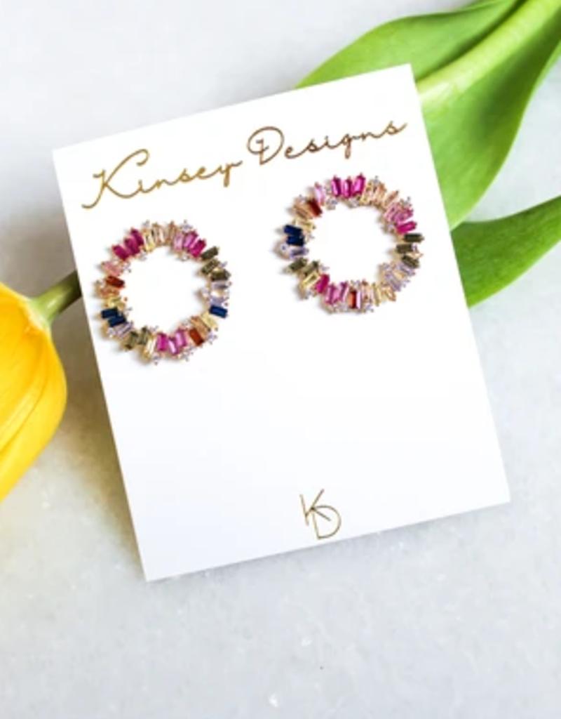 Kinsey Designs Hendrix Earring Multi