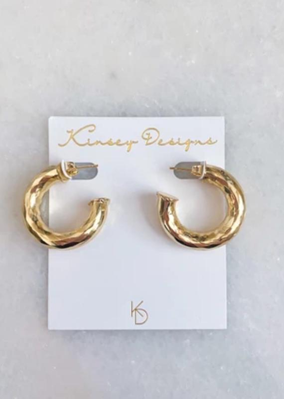 Kinsey Designs Jasmine Kinsey Hoops