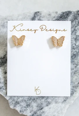Kinsey Designs Flutter Stud