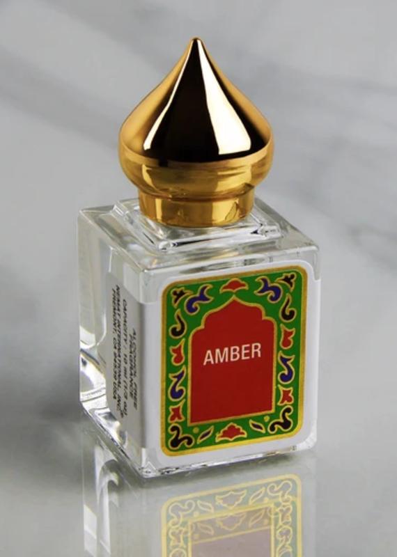 10mL Amber Oil
