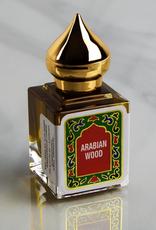 Amber 5mL Arabian Wood