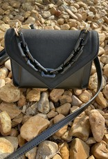 Dawn Black Purse
