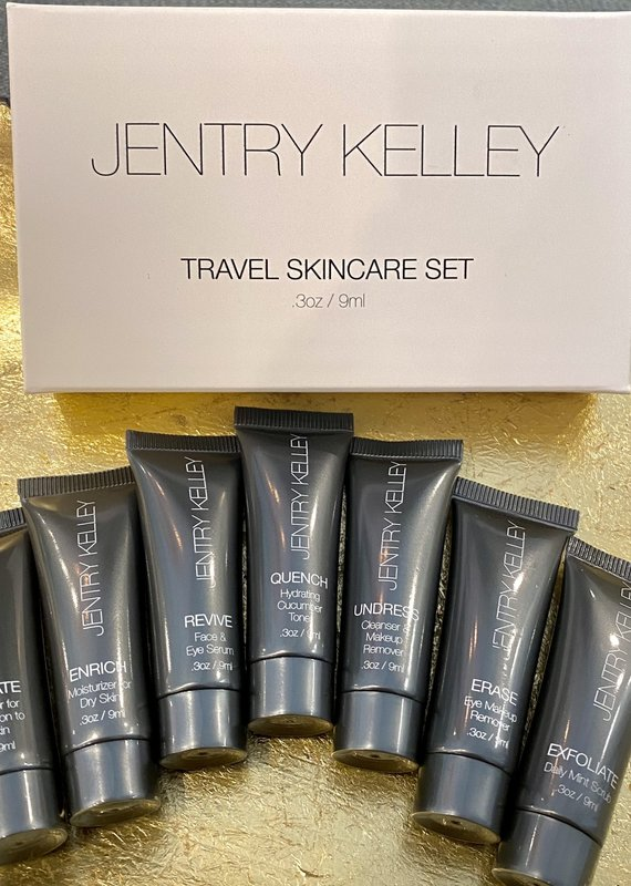 Travel Skincare Set Combo to Dry