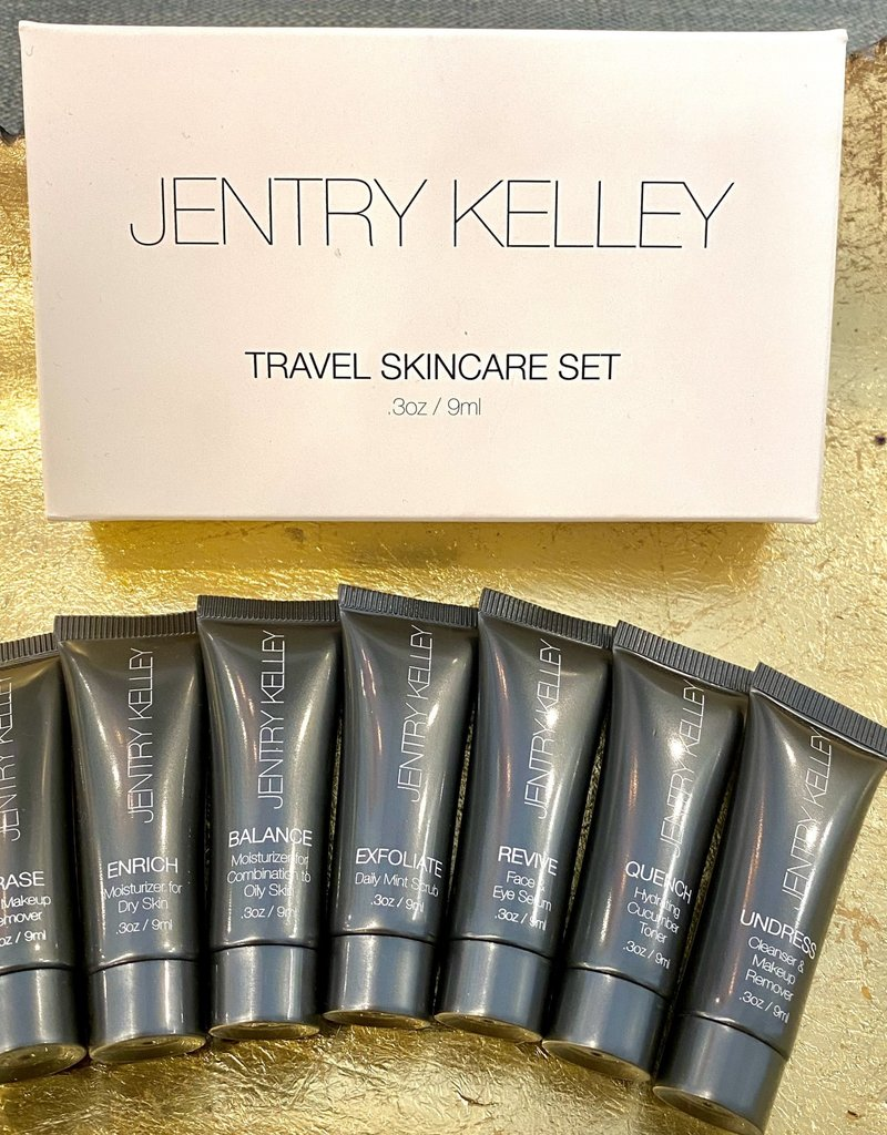 Travel Skincare Set Combo to Oily