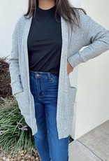 Thermal Cross Stiched Cardigan