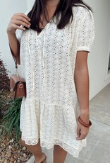 Ivory BadyDoll Dress