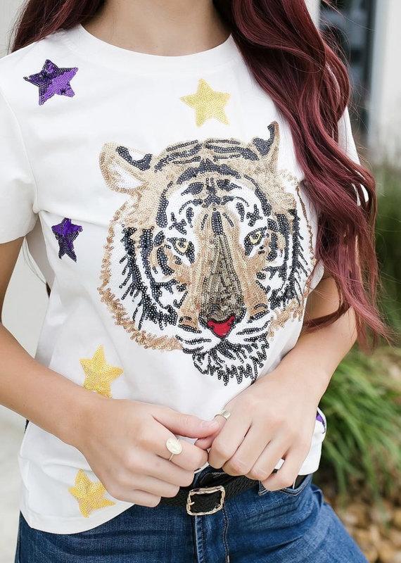 Star Struck Tiger Tee