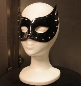 BP Nova Studded Eye Mask Black Patent