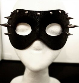 BP Monique Black Mask With Spikes