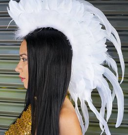 ZFP Feather Mohawk White