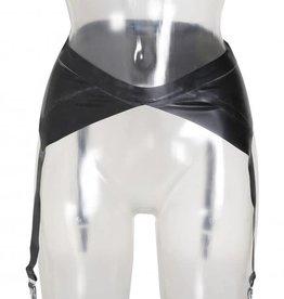 HON Onyx Latex Suspender Belt