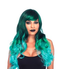 LGA Jewel Ombre Long Wavy Wig