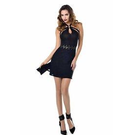 PC Jessy Mesh Mini Dress