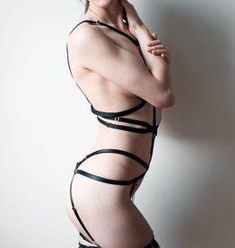 COL Fabiana Harness Bodysuit