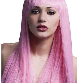 SMF Alexia Neon  Wig Long