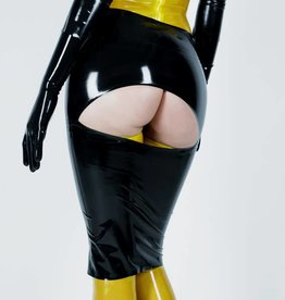 FE Alena Latex Spanking Skirt
