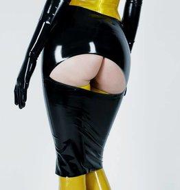 FE Alena Latex Spanking Skirt