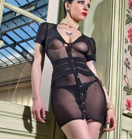PC Nevada Strappy Net Dress