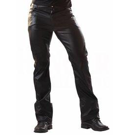 HON Classic Cut Leatherette Jeans